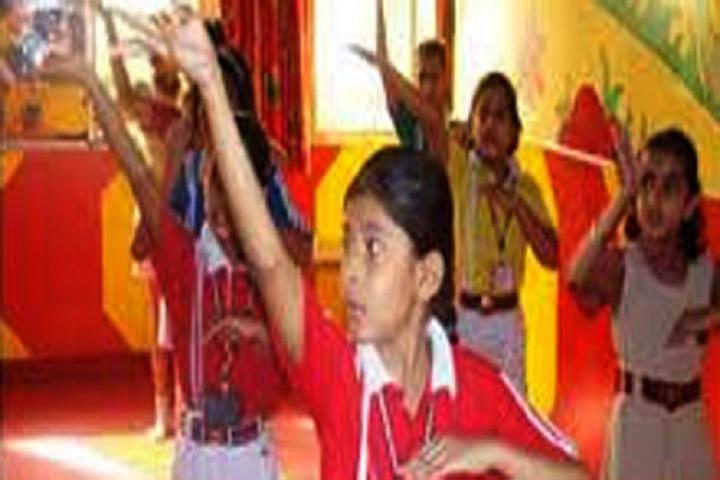 New Saraswati Public Secondary School-Dance
