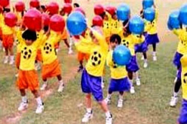New Saraswati Public Secondary School-Football