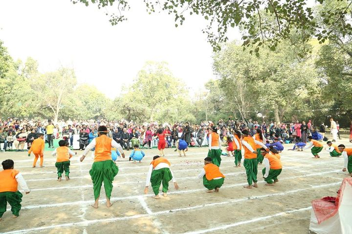 New Shalimar Public School-Independence Day