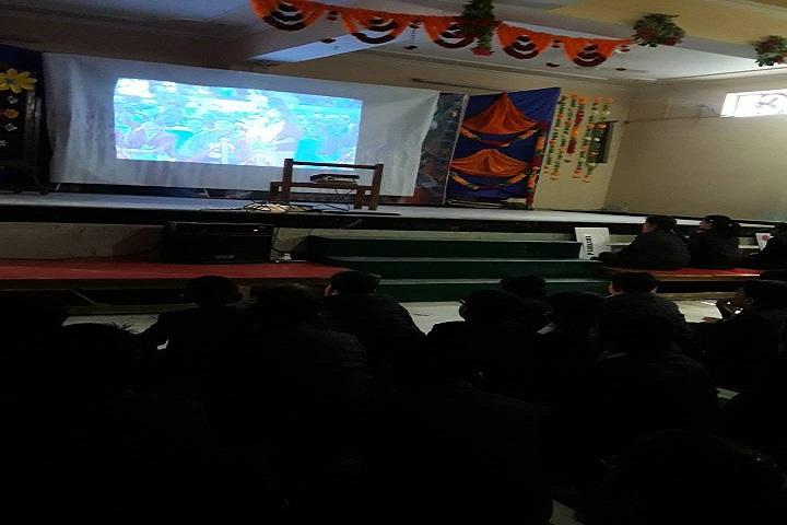 North Delhi Public School-Auditorium