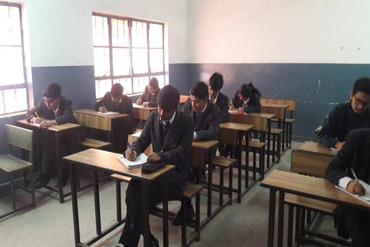 North Delhi Public School-Classroom