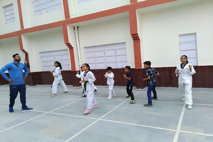 North Delhi Public School-Karate classes