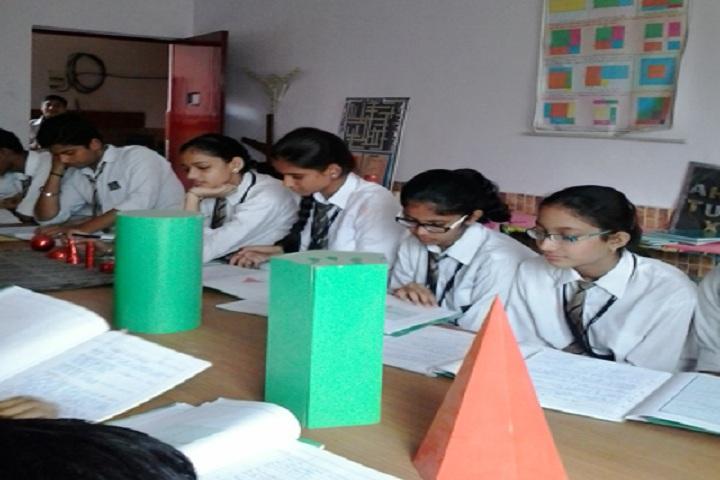 North Delhi Public School-Math-Lab