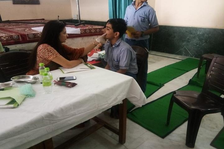 North Delhi Public School-Medical facility