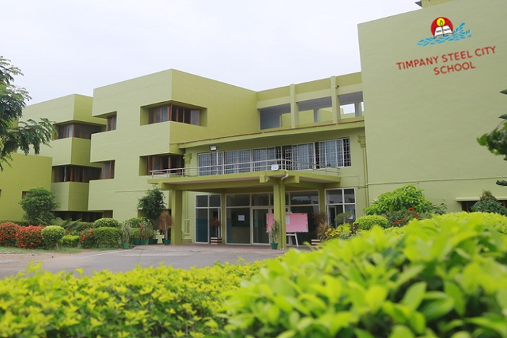 Timpany Steel City School-School Campus