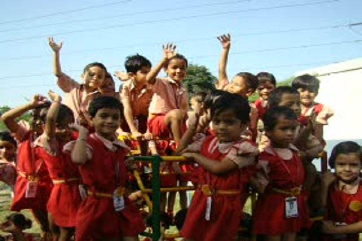 Notre Dame School-Kids play area
