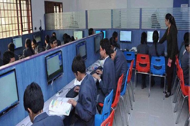 Oxford Public School-Computer-Laboratory
