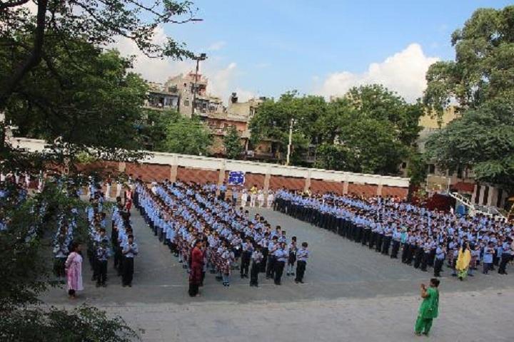 Oxford Public School-Students