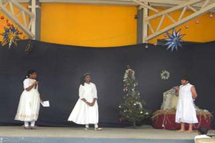 Top Kids School-Christmas Celebrations