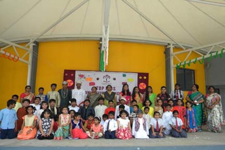 Top Kids School-Hindi Divas