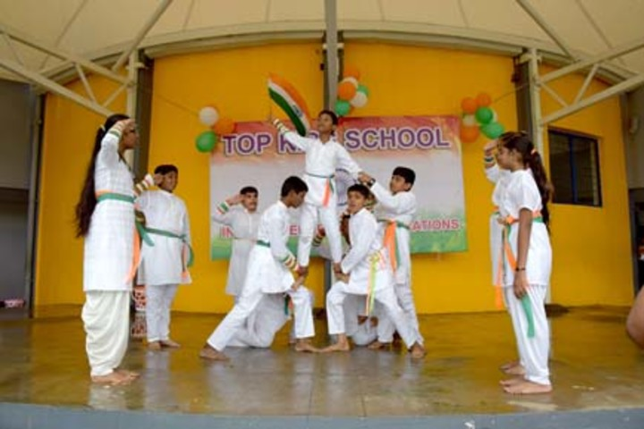 Top Kids School-Independence Day Celebrations