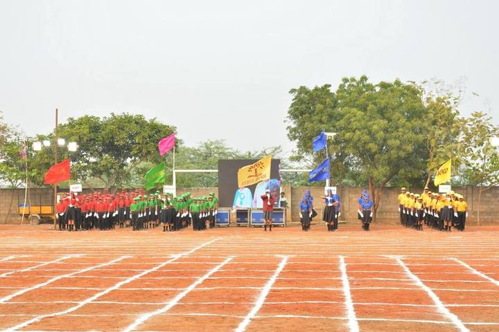 Top Kids School-Sports Day