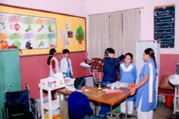 Oxford Sr Sec School-Medical-Room