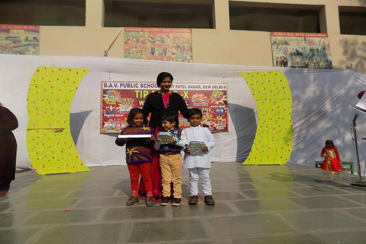 P G D A V Sr Sec School-Presentation party