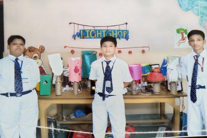 P S M Public School-Light shop presentation