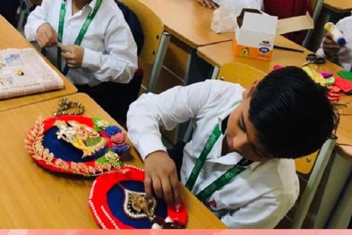 PP International school-Diwali-Activities