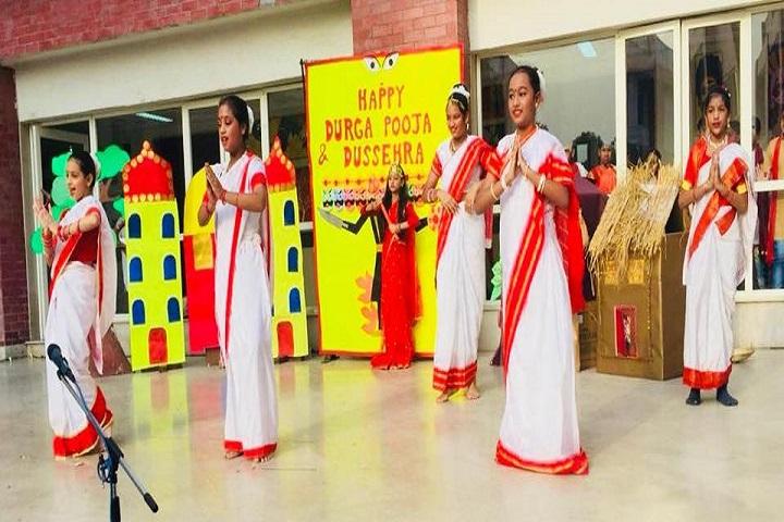 PP International school-Durgapuja
