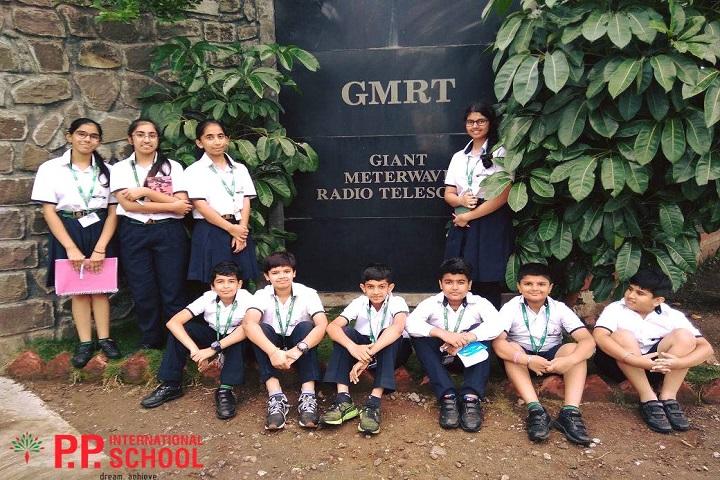 PP International school-Education-Tour