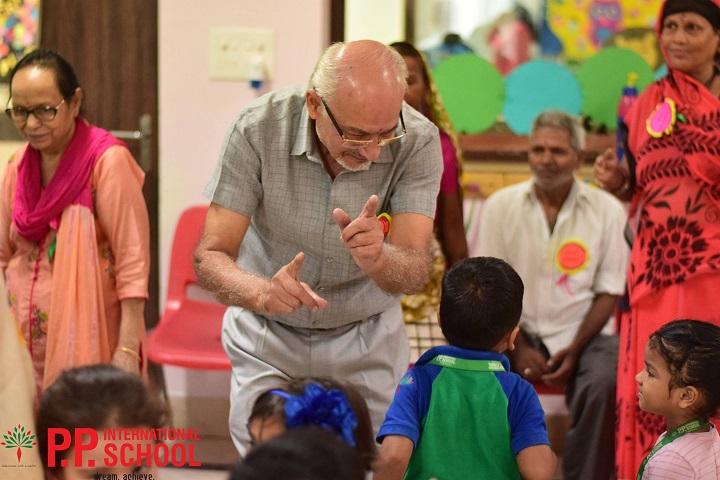 PP International school-Grandparents-Day
