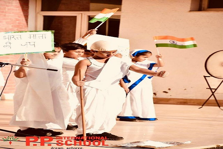 PP International school-Independence-Day