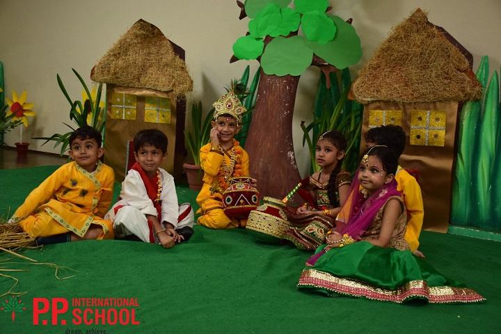 PP International school-Janmastami