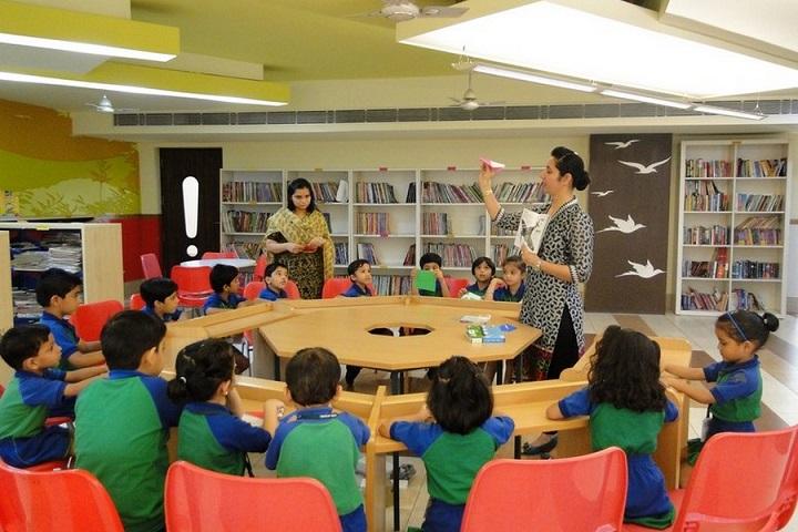 PP International school-Library