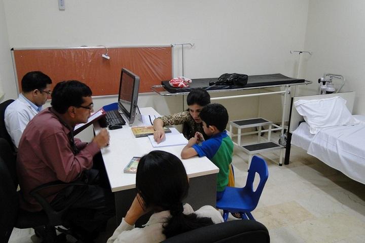PP International school-Medical-Facility