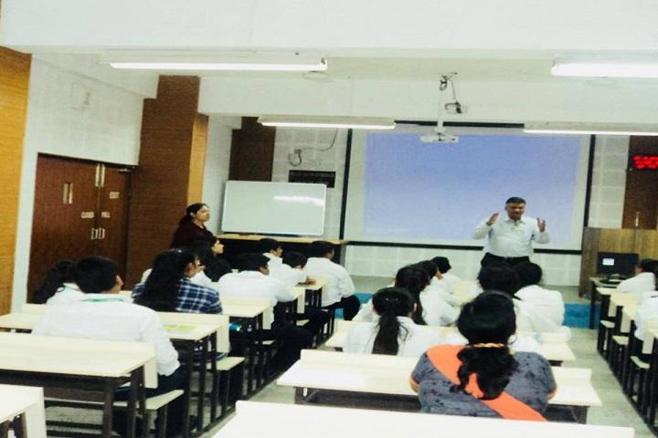 PP International school-Smart-Class