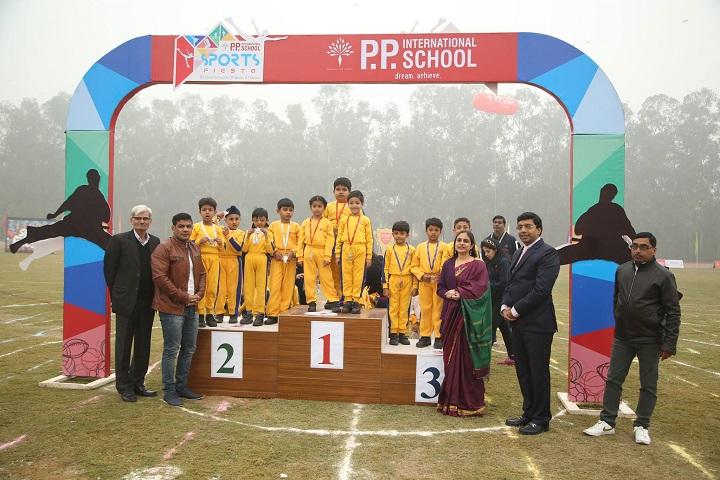 PP International school-Sports