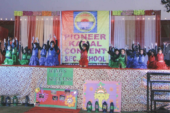Pioneer Kamal Convent School-Annual-Day1