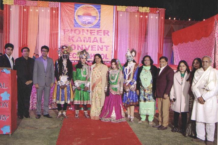 Pioneer Kamal Convent School-Annual-Day2