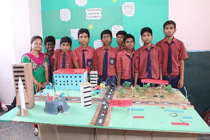 Pioneer Kamal Convent School-Science-Fare