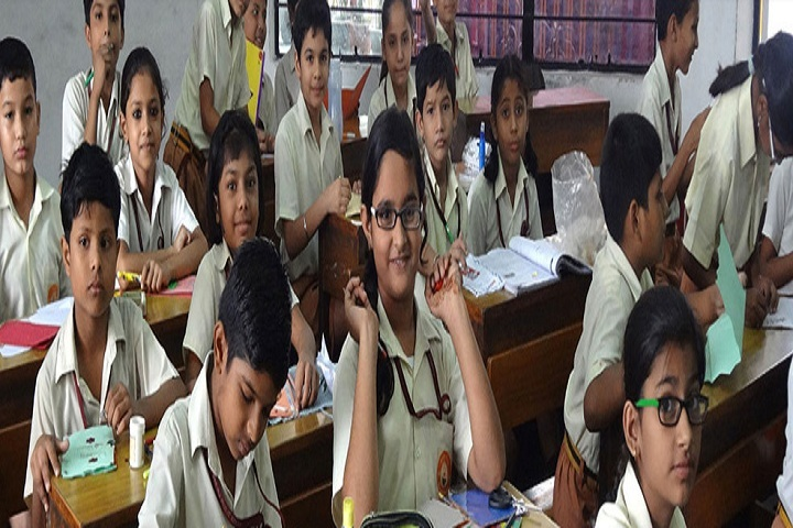 Poorna Prajna Public School-Classroom