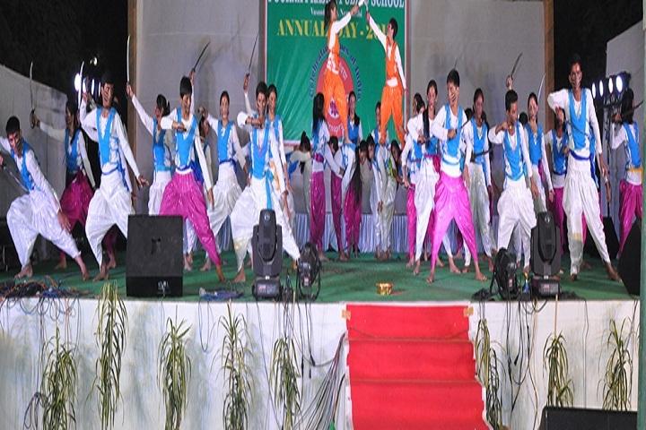 Poorna Prajna Public School-Events