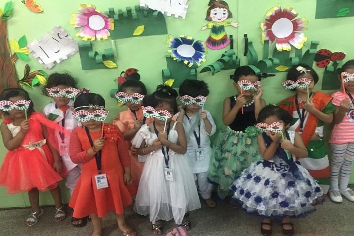 Prabhu Dayal Public School-Activities