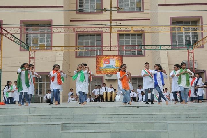 Prabhu Dayal Public School-Independence Day