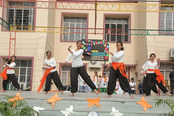 Prabhu Dayal Public School-Republic Day Celebrations