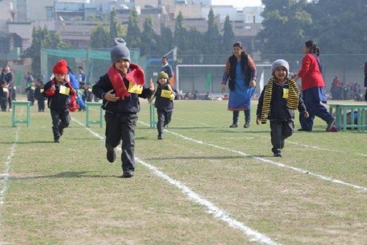 Prabhu Dayal Public School-Sports
