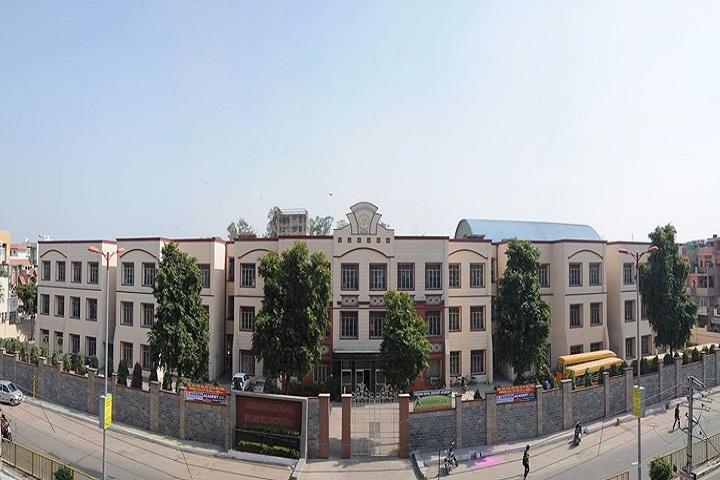 Prabhu Dayal Public School-Campus View