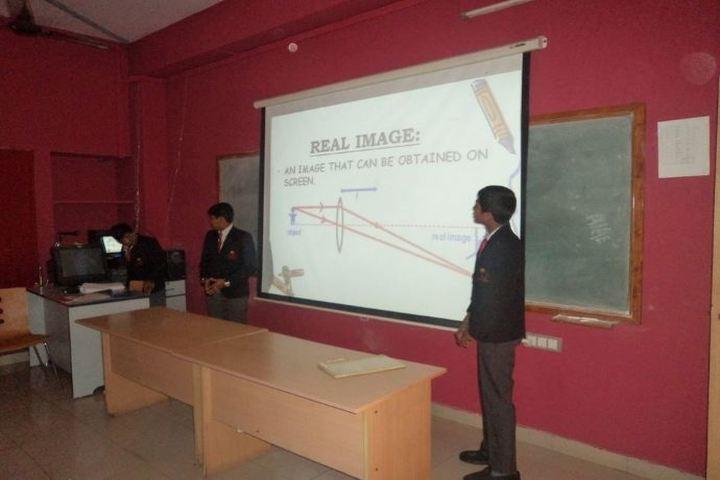 Tripura English Medium School-AV Room