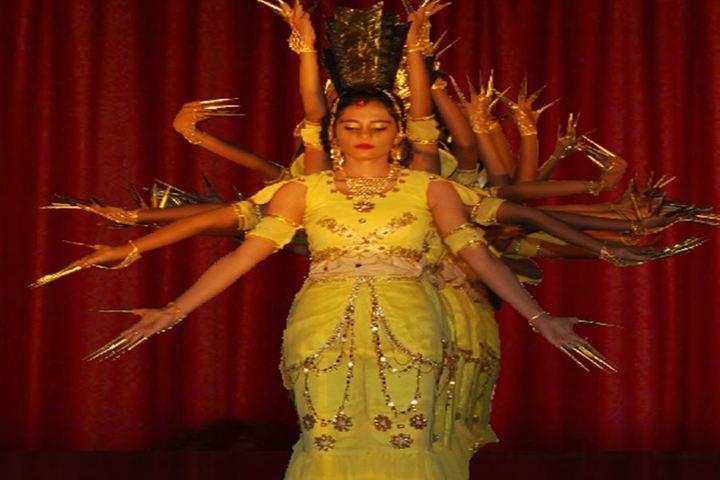 Tripura English Medium School-Dance