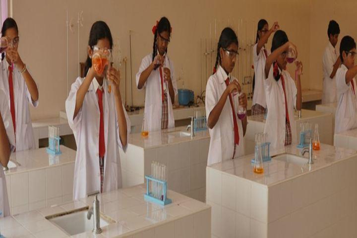 Tripura English Medium School-Lab