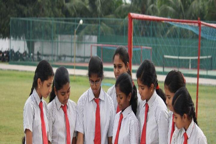 Tripura English Medium School-Students