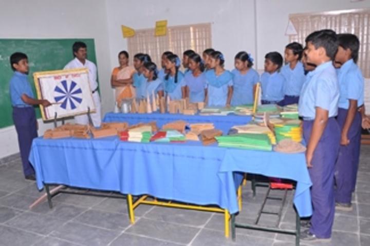 Ushodaya English Medium School-Maths Lab