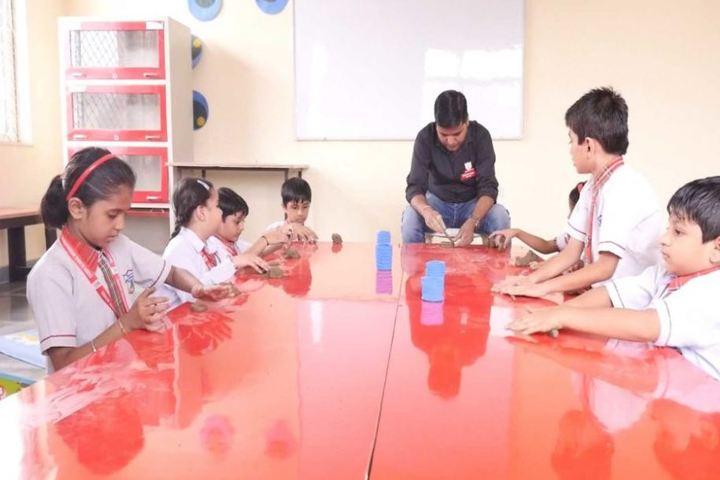 Queen Global International School-Activity Room