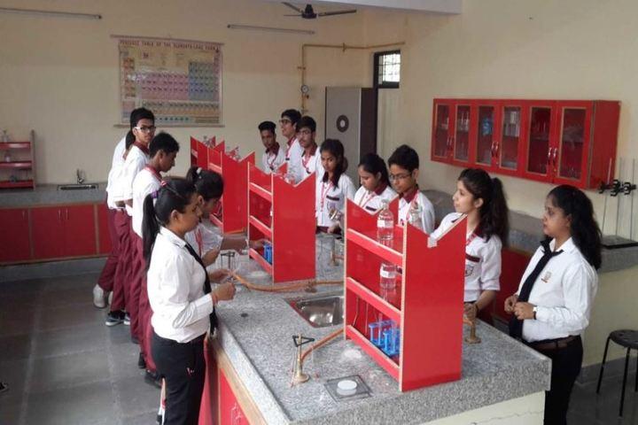 Queen Global International School-Chemistry Lab