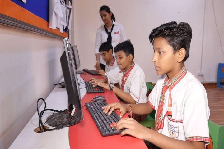 Queen Global International School-Computer Lab