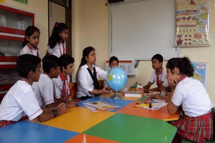 Queen Global International School-Social Lab