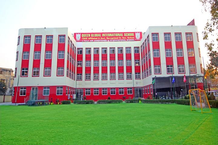 Queen Global International School-School Building