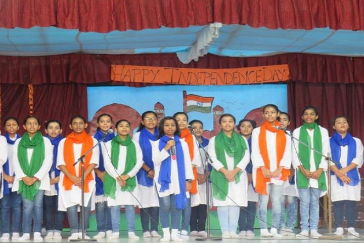 Queens Convent-Independence Day